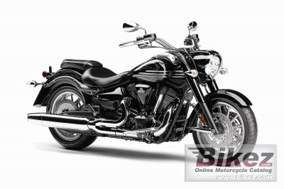 2013 Yamaha Star Roadliner Midnight