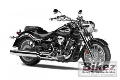 2013 Yamaha Star Roadliner S