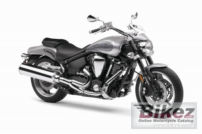 2013 Yamaha Star Warrior