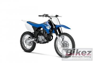 2013 Yamaha TT-R125LE