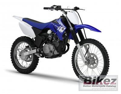2013 Yamaha TT-R125LWE