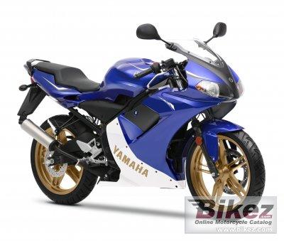 2013 Yamaha TZR50
