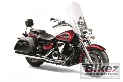 2013 Yamaha V Star 1300 Tourer