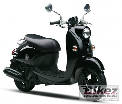 2013 yamaha vino 125 specifications and pictures. Black Bedroom Furniture Sets. Home Design Ideas