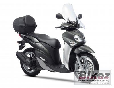 2013 Yamaha Xenter 150