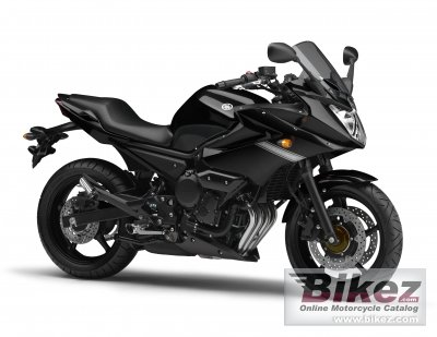 2013 Yamaha XJ6 Diversion ABS