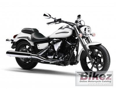 2013 Yamaha XVS950A Midnight Star