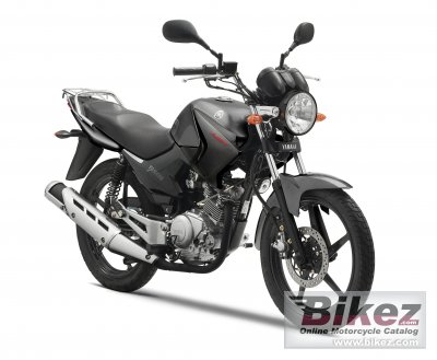 2013 Yamaha YBR125