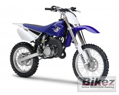 2013 Yamaha YZ85LW