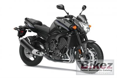 2014 Yamaha FZ8 photo