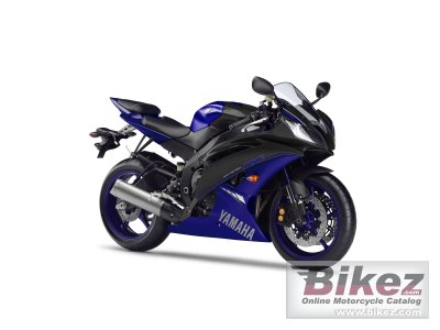 2014 Yamaha YZF-R6 photo