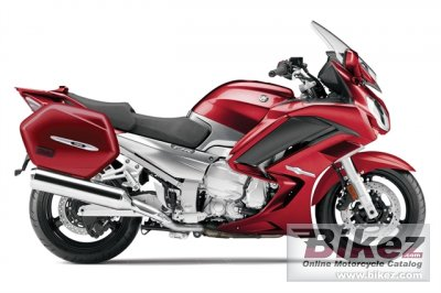 2014 Yamaha FJR1300A photo