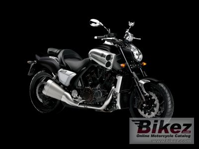 2014 Yamaha VMAX photo