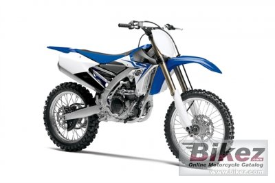 2014 Yamaha YZ450F photo