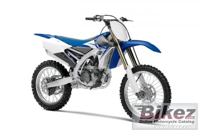 2014 Yamaha YZ250F photo