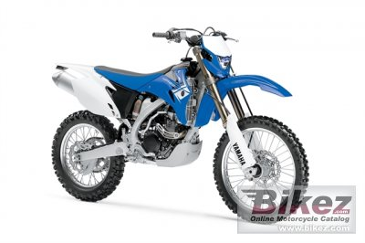 2014 Yamaha WR250F photo
