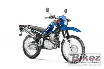 2014 Yamaha XT250 photo