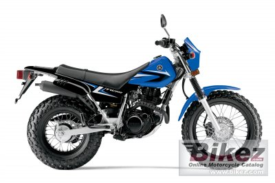 2014 Yamaha TW200 photo