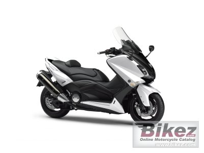 2014 Yamaha TMAX photo