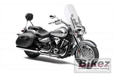 2014 Yamaha Star Stratoliner S photo