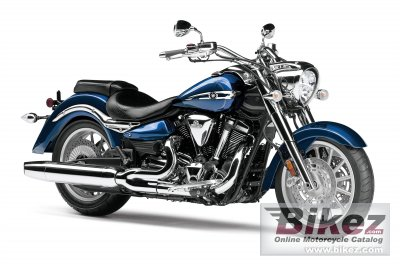 2014 Yamaha Star Roadliner S photo