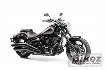 2014 Yamaha Star Raider SCL photo