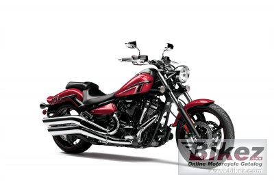 2014 Yamaha Star Raider photo