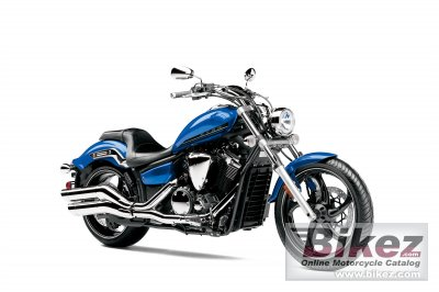 2014 Yamaha Star Stryker photo