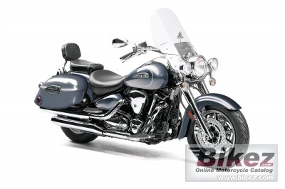 2014 Yamaha Road Star Silverado S photo