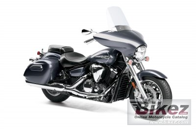 2014 Yamaha V Star 1300 Deluxe photo