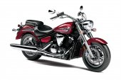 2014 Yamaha V Star 1300 photo