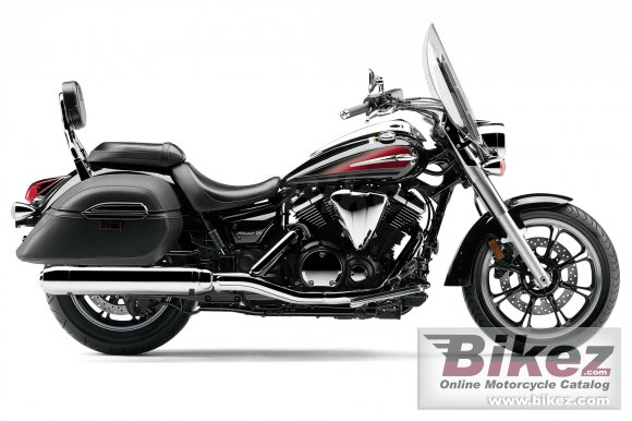 2014 Yamaha V Star 950 Tourer photo