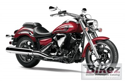 2014 Yamaha V Star 950 photo