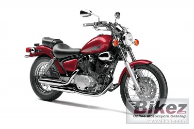 2014 Yamaha V Star 250 photo