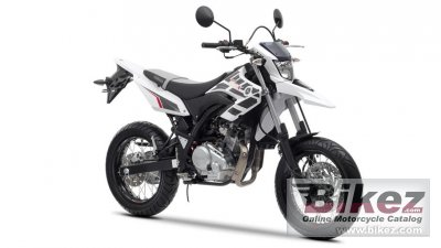 2014 Yamaha WR125 X photo