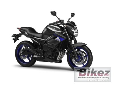 2014 Yamaha XJ6 photo