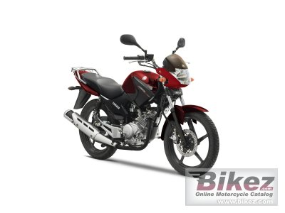 2014 Yamaha YBR125 photo