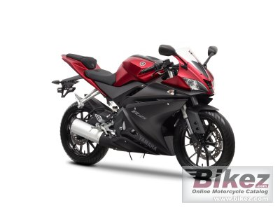 2014 Yamaha YZF-R125 photo