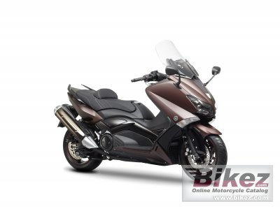2014 Yamaha TMAX Bronze Max ABS photo