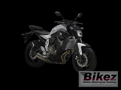 2014 Yamaha MT-07 photo