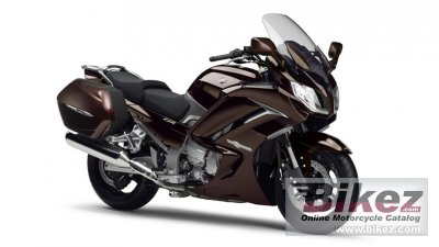 2014 Yamaha FJR1300AS