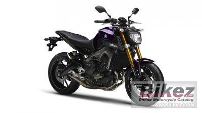 2014 Yamaha MT-09
