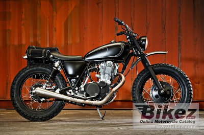2014 Yamaha SR400 WrenchMonkees GibbonSlap