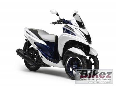 2014 Yamaha Tricity