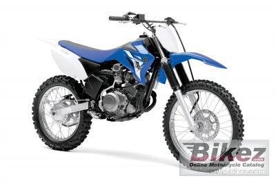 2014 Yamaha TT-R125LE