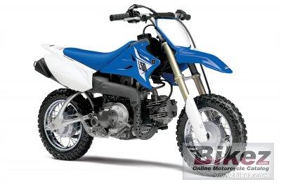 2014 Yamaha TT-R50E