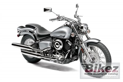 2014 Yamaha V Star Custom