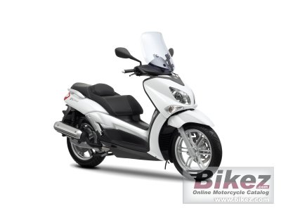 2014 Yamaha X-City 125