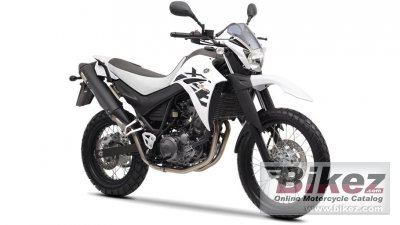 2014 Yamaha XT660R