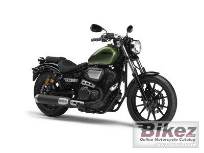 2014 Yamaha XV950R